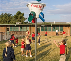 Funnel Ball